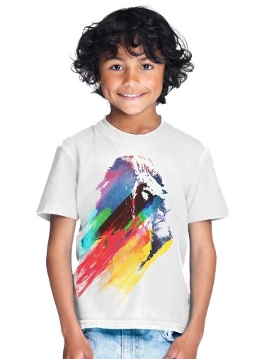 tshirt enfant Our hero