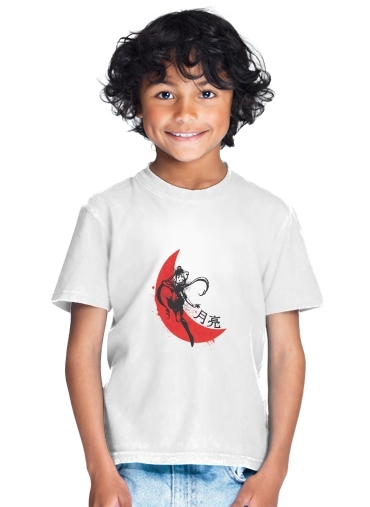 tshirt enfant RedSun : Moon