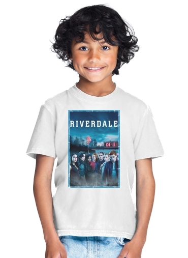 tshirt enfant RiverDale Tribute Archie