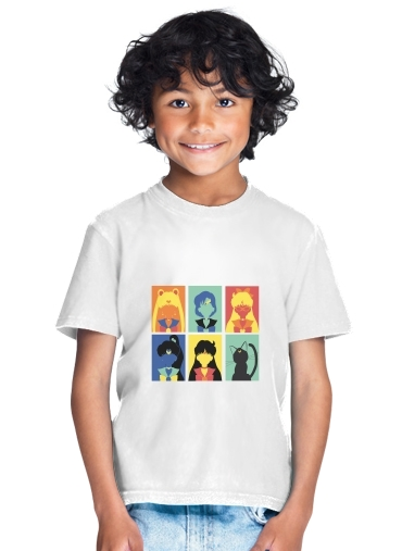 tshirt enfant Sailor pop