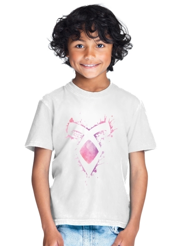 tshirt enfant shadowhunters Rune Mortal Instruments