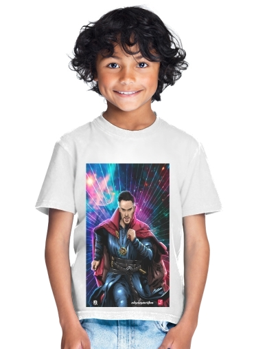 tshirt enfant The doctor of the mystic arts