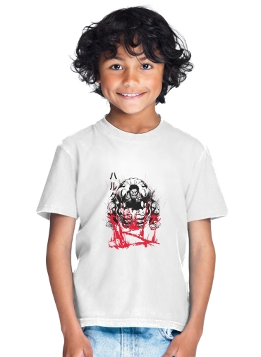 tshirt enfant Traditional Anger