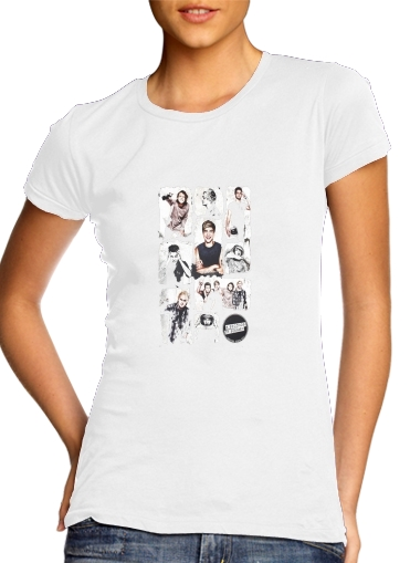 Tshirt 5 seconds of summer femme