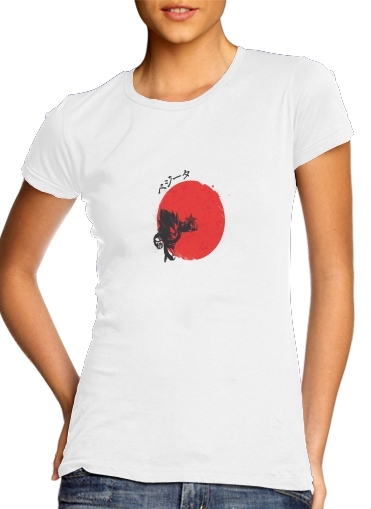 Tshirt Red Sun The Prince femme