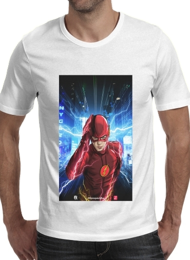 Tshirt At the speed of light homme