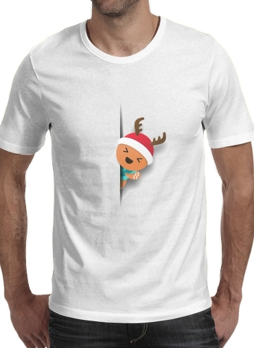 Tshirt Christmas cookie homme