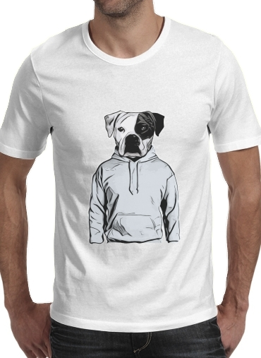 Tshirt Cool Dog homme