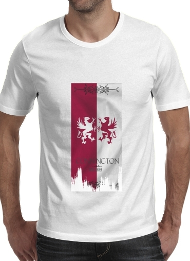 Tshirt Flag House Connington homme