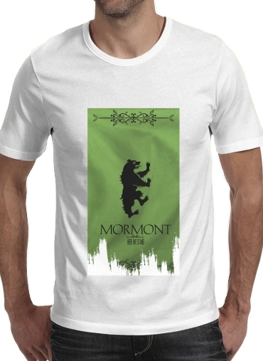 Tshirt Flag House Mormont homme