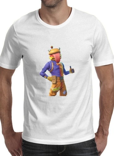 Tshirt Hamburger Fortnite skins Beef Boss homme