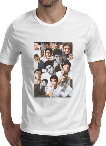 Tshirt Noah centineo collage homme