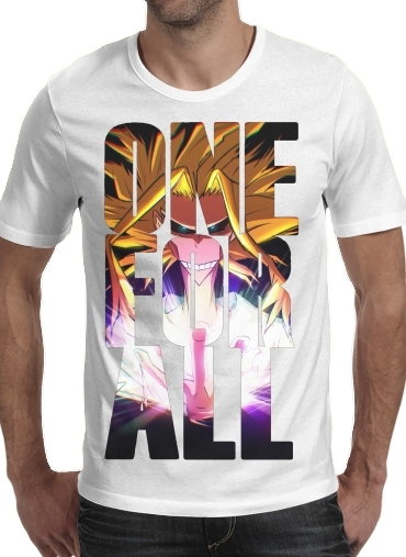 Tshirt One for all  homme