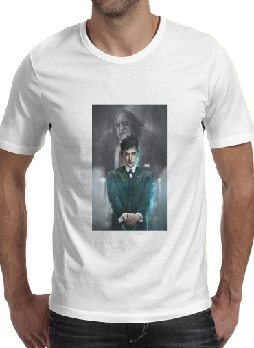 Tshirt oswald cobblepot pingouin homme