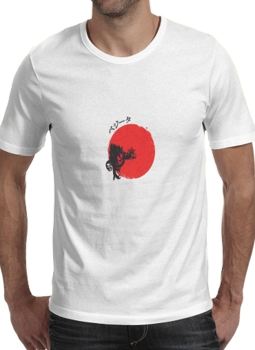 Tshirt Red Sun The Prince homme