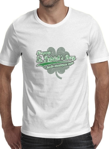 Tshirt St Patrick's homme