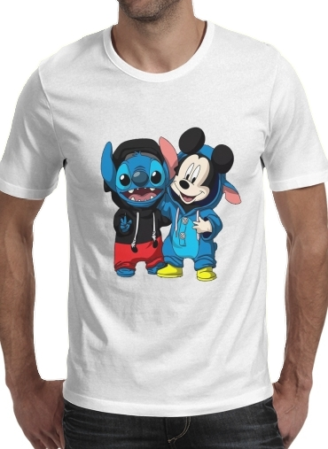 Tshirt Stitch x The mouse homme