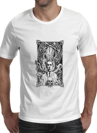 Tshirt The Call of Cthulhu homme