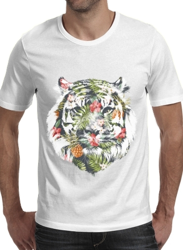 Tshirt Tropical Tiger homme