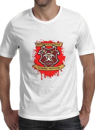 Tshirt Zombie Hunter homme