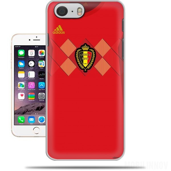 cover Belgium Football 2018 per Iphone 6 4.7