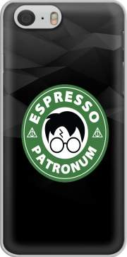 cover Iphone 6 4.7 Espresso Patronum inspired by harry potter