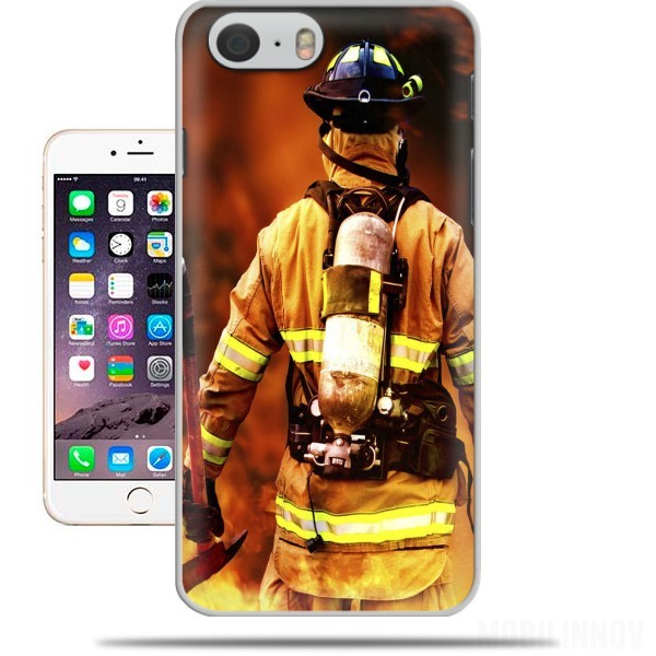 cover Firefighter - pompiere per Iphone 6 4.7