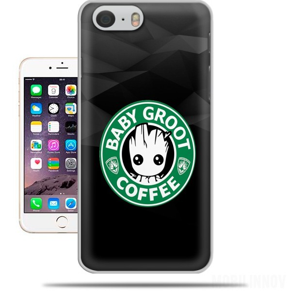 cover Groot Coffee per Iphone 6 4.7