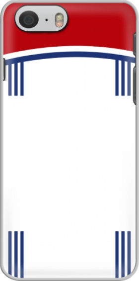 cover Lyon Football 2018 per Iphone 6 4.7