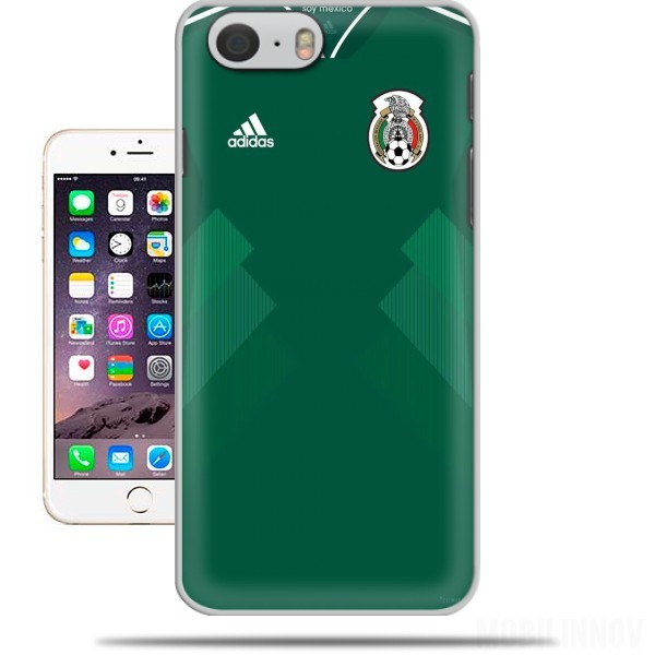 cover Mexico World Cup Russia 2018 per Iphone 6 4.7