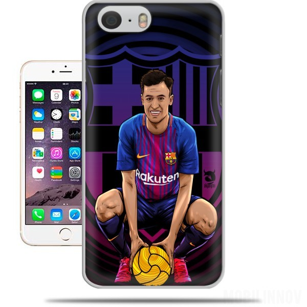 cover Philippe Brazilian Blaugrana per Iphone 6 4.7