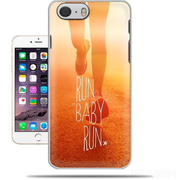 custodia iphone run