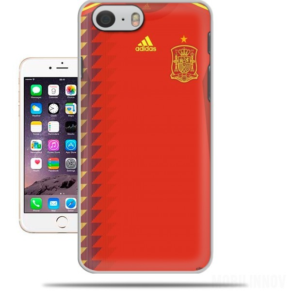 cover Spain World Cup Russia 2018  per Iphone 6 4.7