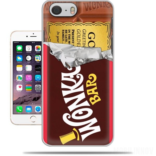 cover Willy Wonka Chocolate BAR per Iphone 6 4.7