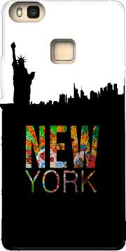 custodia huawei p9 lite new york