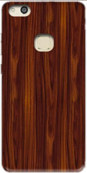 custodia in legno huawei p 10 lite
