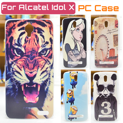 coque personnalisee Alcatel One Touch Idol X