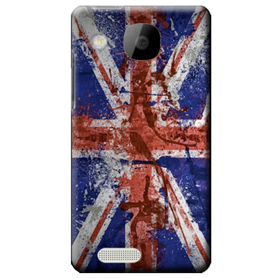 Cover Alcatel One Touch Idol Ultra rigida  personalizzata
