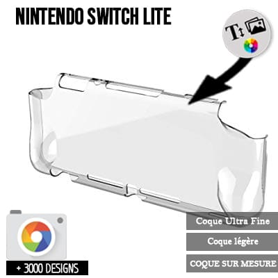 coque personnalisee Nintendo Switch Lite