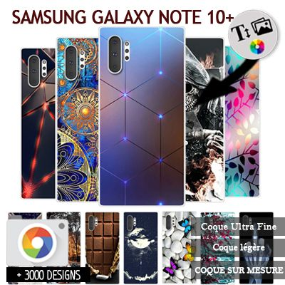 Cover Samsung Galaxy Note 10 Plus rigida  personalizzata