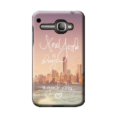 Cover Alcatel One Touch X'Pop rigida  personalizzata