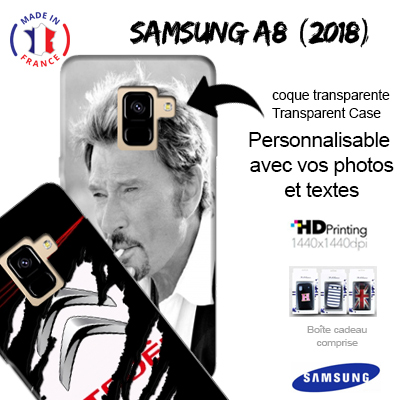 galaxy a8 custodia originale