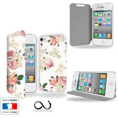 Cover Personalizzata a Libro Iphone 4
