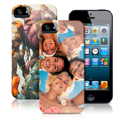 Cover Iphone 5S rigida  personalizzata