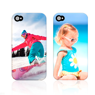 Cover Iphone 4 rigida  personalizzata