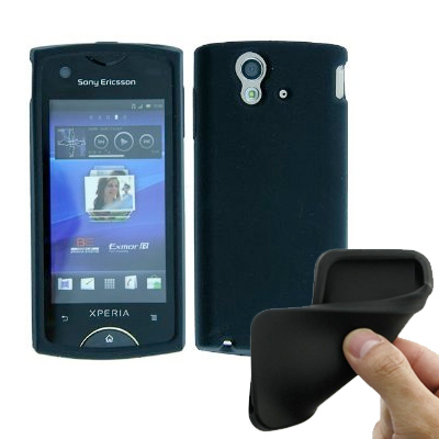 Coque Sony-Ericsson XPERIA Ray Personnalisée souple