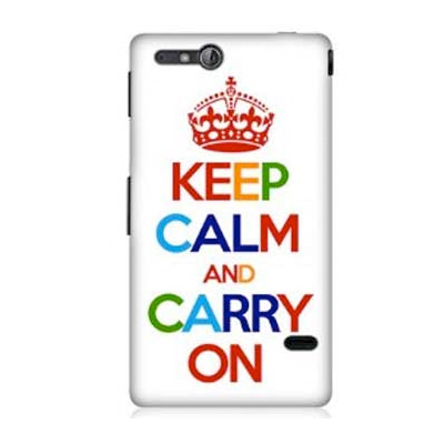 coque personnalisee Sony Xperia Go