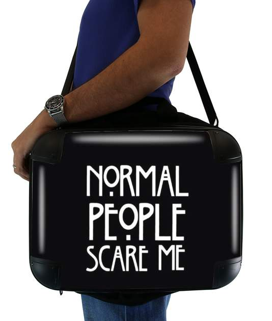 borsa American Horror Story Normal people scares me