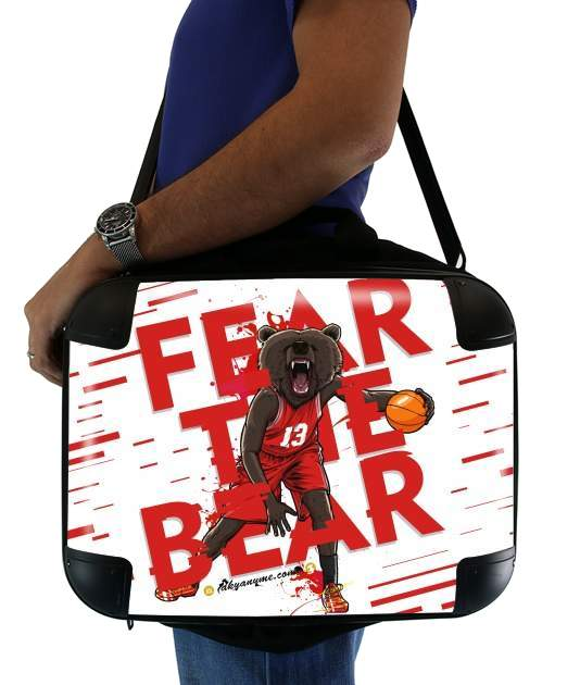 sacoche ordinateur Beasts Collection: Fear the Bear