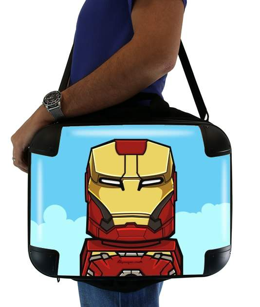 sacoche ordinateur Bricks Ironman